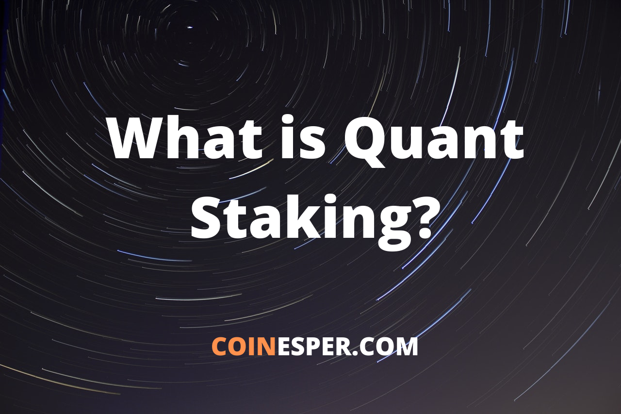 What is Quant Staking? And How Does it Work?